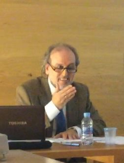 Paco Seirul·lo in Honoris · Universidad Lleida 2015